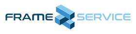 FRAME SERVICE logo